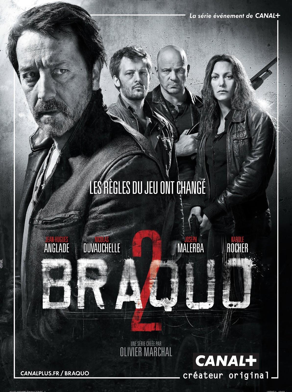 Braquo Saison 2