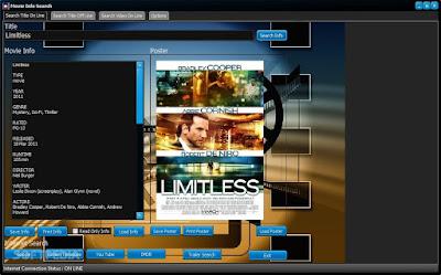 Movie Info Search