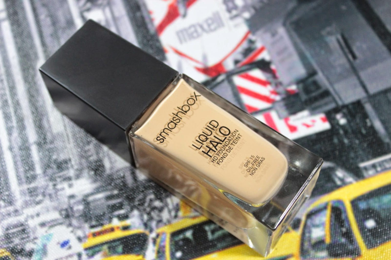 base, foundation, hd, smashbox, liquid halo, evento, lançamento, leveza