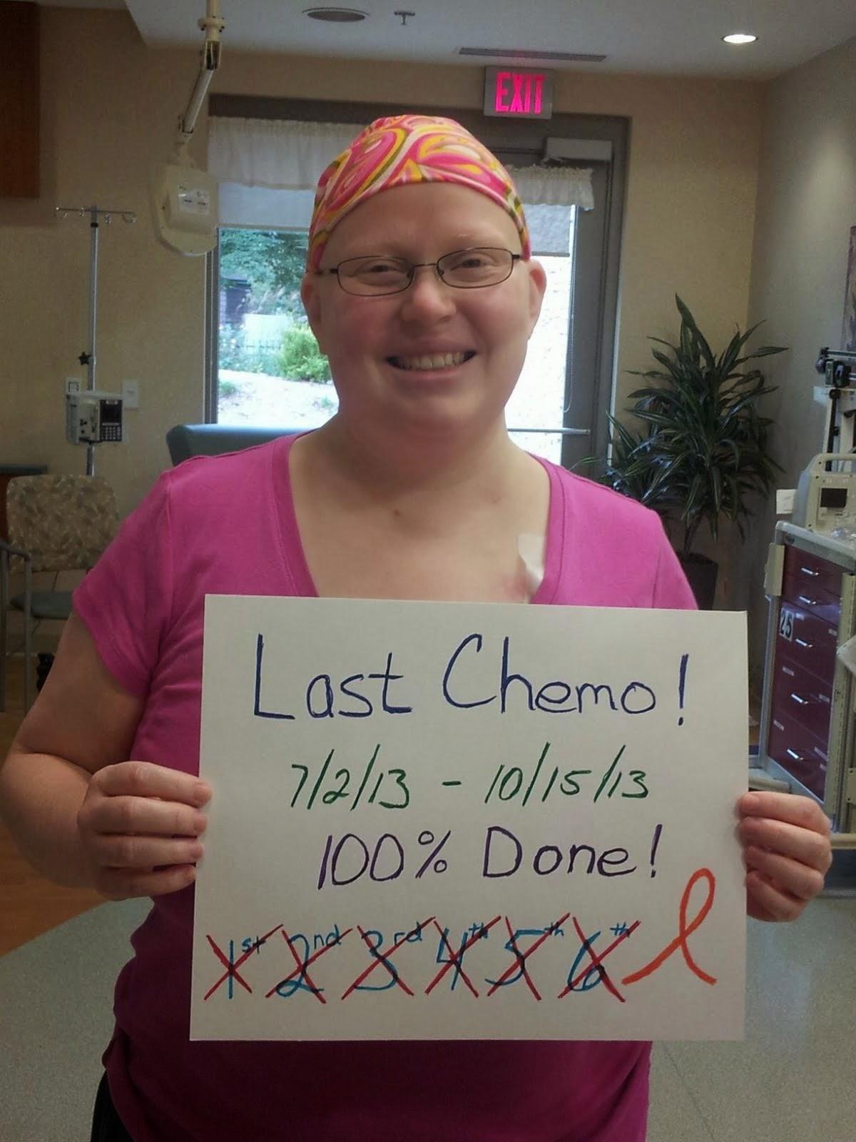 Last Chemo