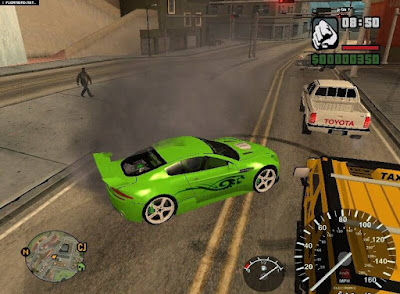 GTA San Andreas Golden Pen Edition Free Download