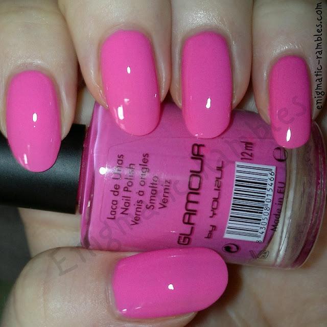 Glamour-by-YOLI2UL-825-Neon-Barbie-Pink