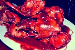 kepiting saus kecap