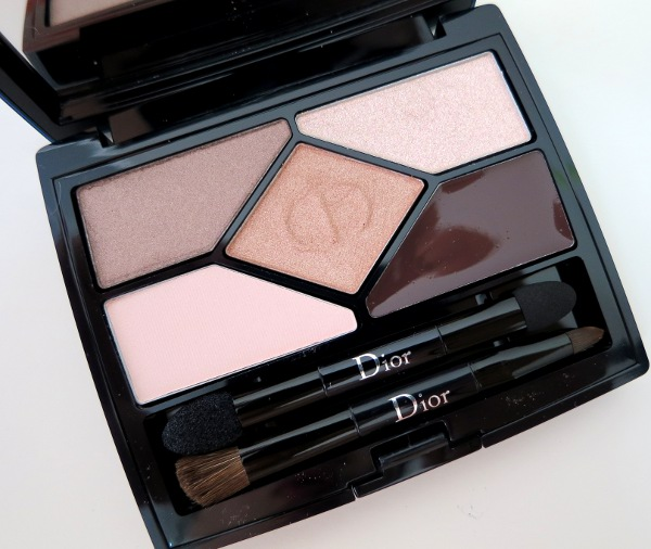 Dior 5 Couleurs Designer All-in-One Eyeshadow Palette Nude Pink Design