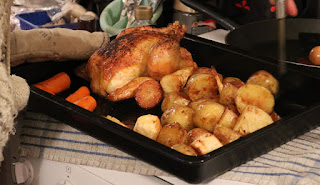 Just a small roast for two