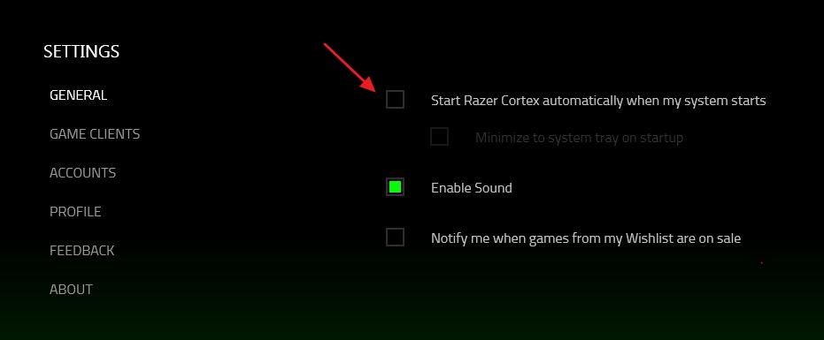 Cara Menggunakan Razer Cortex untuk Mode Gaming