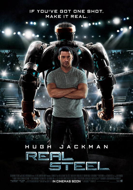 Real Steel Online on Putlocker