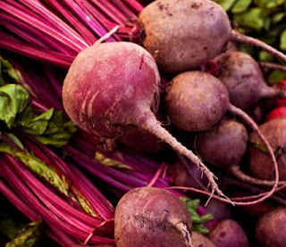 Store beets in your refrigerator drawer