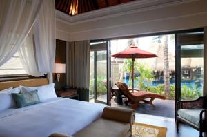 The St Regis Bali Resort, Nusa Dua, room, hotel, Indonesia