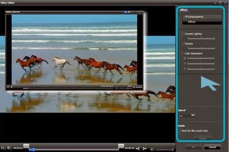 برنامج ArcSoft MediaConverter لتحويل الصوت