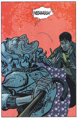 Paria (Outcast) de Kirkman y Azaceta, edita Planeta Comic terror posesiones