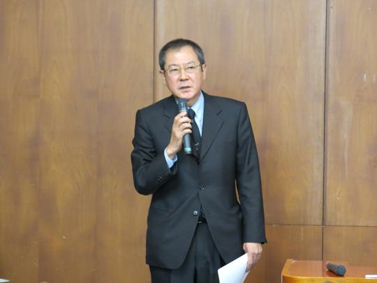 JPO代表理事 相賀昌宏氏(小学館社長)