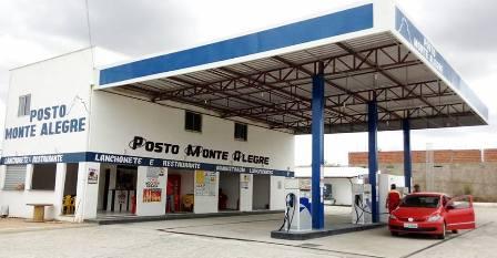 POSTO MONTE ALEGRE, EM MAIRI