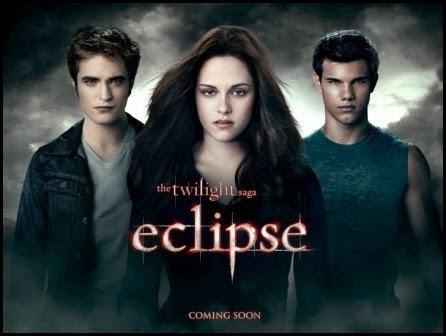 Póster de 'La saga Crepúsculo: Eclipse' (David Slade, 2010)