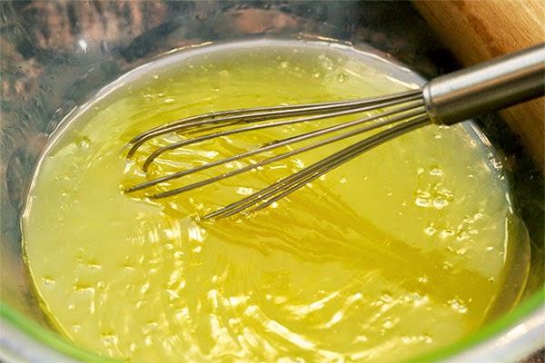 Lemon-Glaze