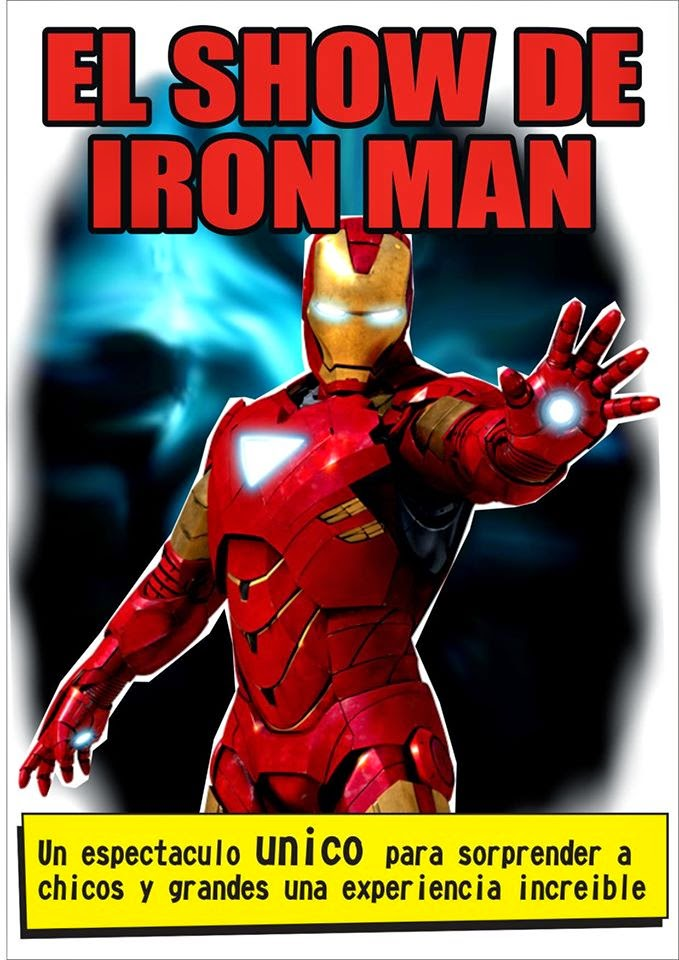 El Show de Iron Man