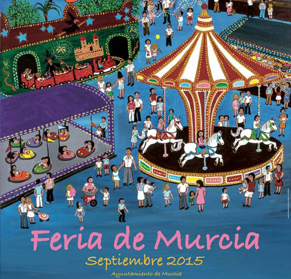Feria Murcia 2015