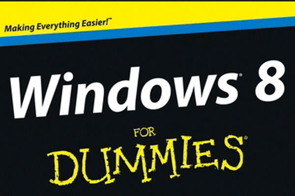 Windows 8 for Dummies: Free eBook