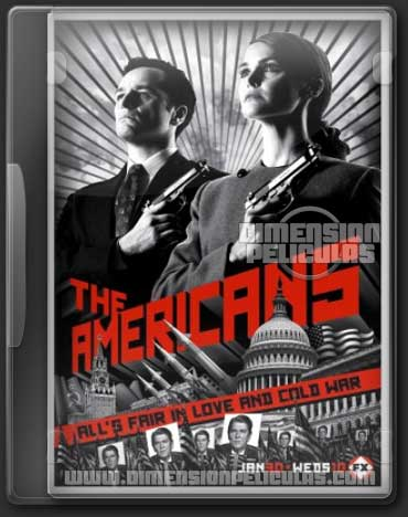 The Americans Temporada 1 (HDTV Ingles Subittulada)