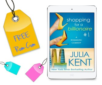 Shopping for A Billionaire Release Blitz