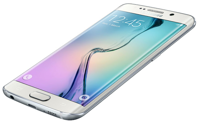 Samsung Galaxy S6 Edge - G925F - White Pearl
