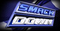 smackdown poster oficial o logo o logotipo