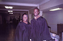 Chris Hill and Charmaine Chancellor University Graduation 2010
