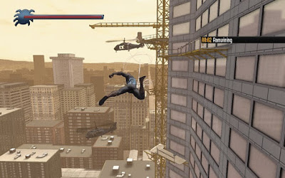 Spiderman Shattered Dimensions-RELOADED Terbau 2015 screenshot 1