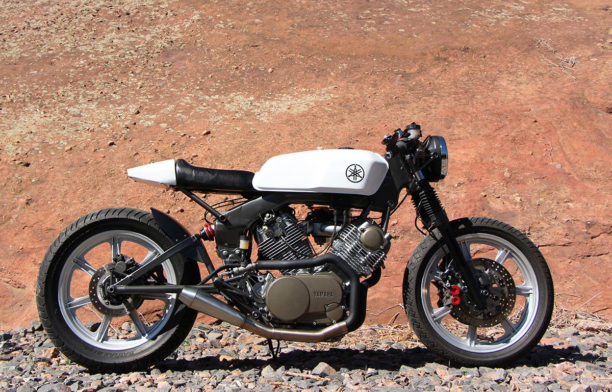 Yamaha Virago  Cafe Racer Parts