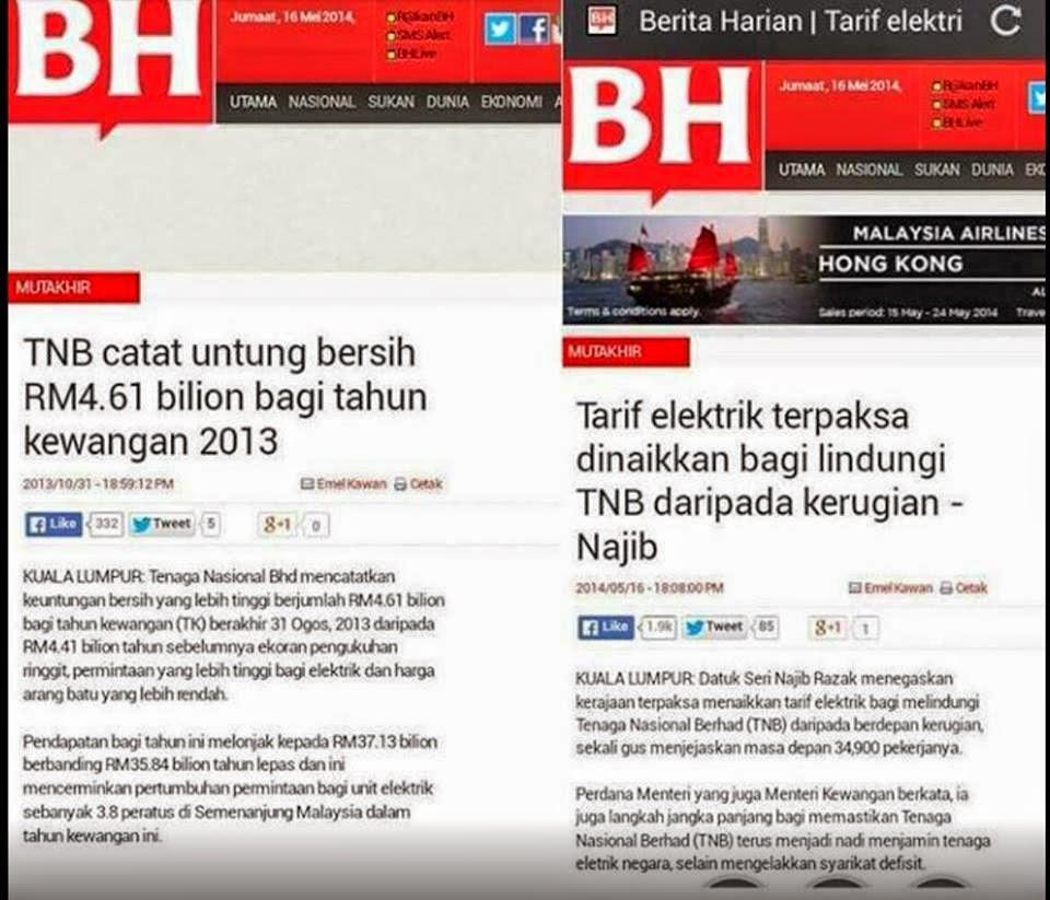 Rakyat Kelantan Dapat Elektrik Percuma