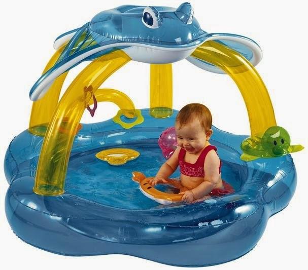 Premam s y beb s refr scale p scinas para beb s for Piscina hinchable bebe