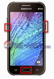 Cara Mudah Flashing Samsung Galaxy J1 SM-J100H