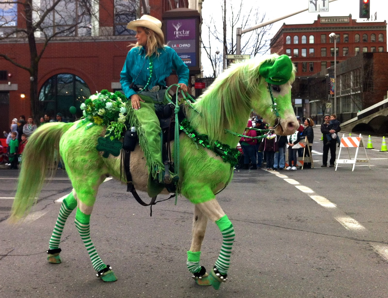 Blinding Moments of Unconviction: Spokane parades are yawn ...
