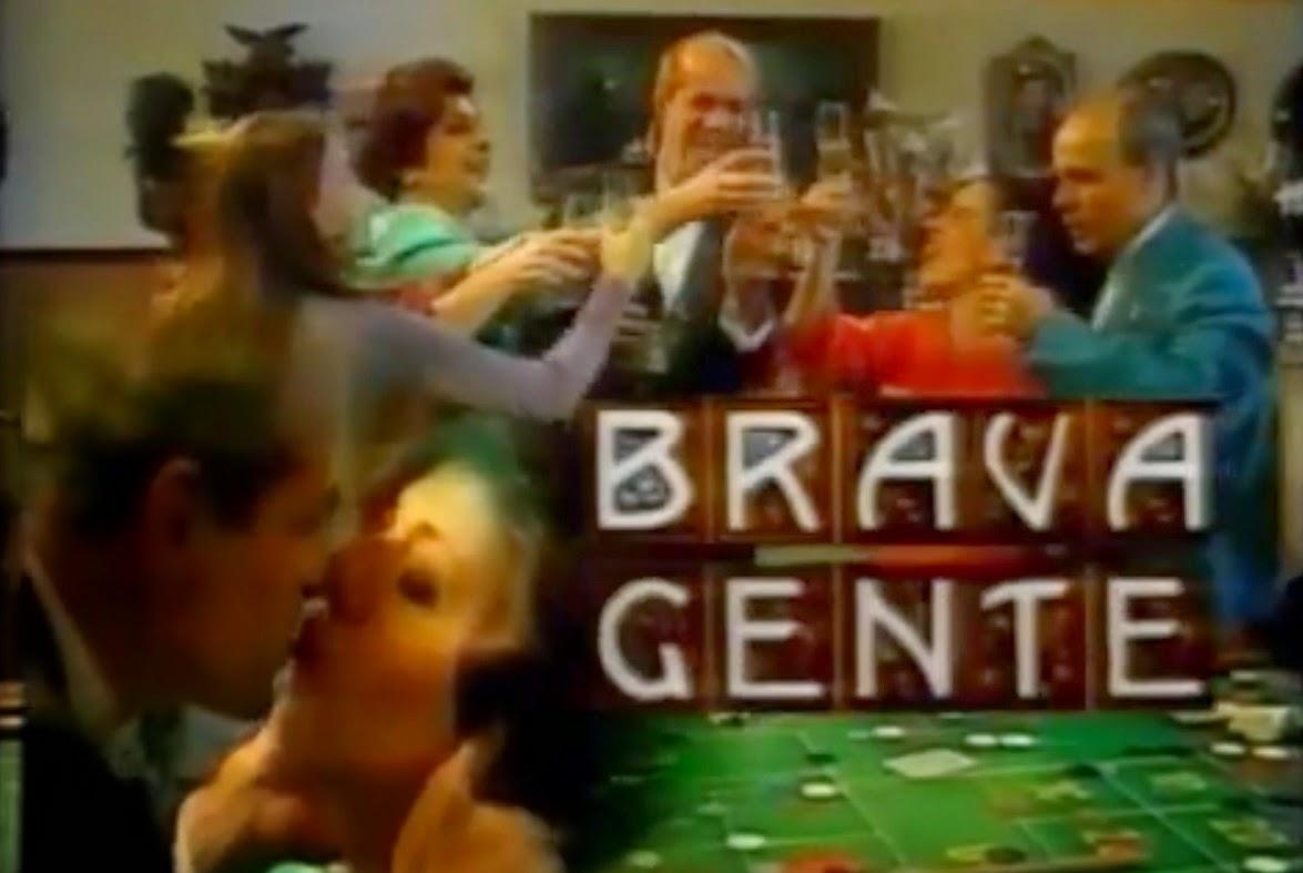 Resultado de imagem para BRAVA GENTE - O CONDOM�NIO (2000)