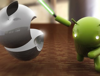 iOS vs Android Smartphone App Development