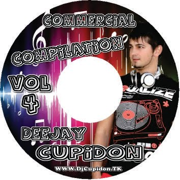 Dj Cupidon - Commercial Compilation Vol 4