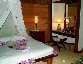 Outdoor kitchen furniture wedding bedroom design romantic - Bedroom furniture for married couples ...