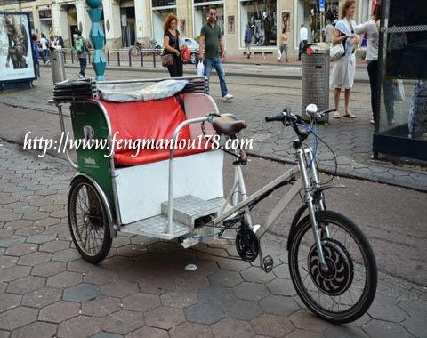 荷兰三轮车