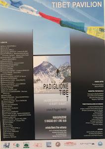 PADIGLIONE TIBET durante la 57 Biennale d'Arte di Venezia 2017