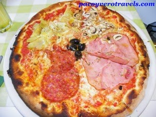 Donde comer en Tallin: Restaurante Gelsomino