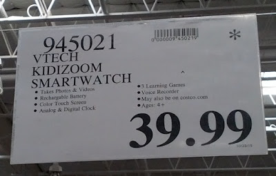 Deal for the VTech Kidizoom Smartwatch at Costco