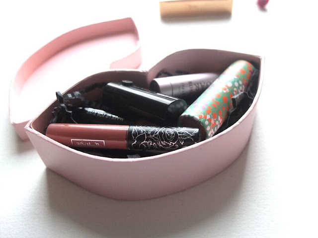 sephora, give me some lip, kat von d, lolita, makeup for ever, fresh tarte, marc jacobs