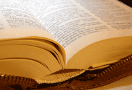 Bibelstelle ziehen