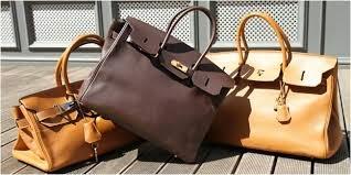 cara bedakan tas branded asli