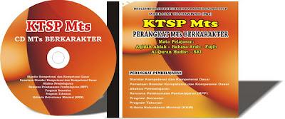 CD KTSP MTs Berkarakter