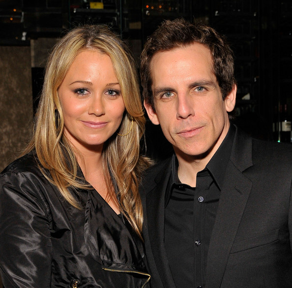 Super Hollywood: Ben Stiller And His Wife Pics Ashlee Simpson Divorce