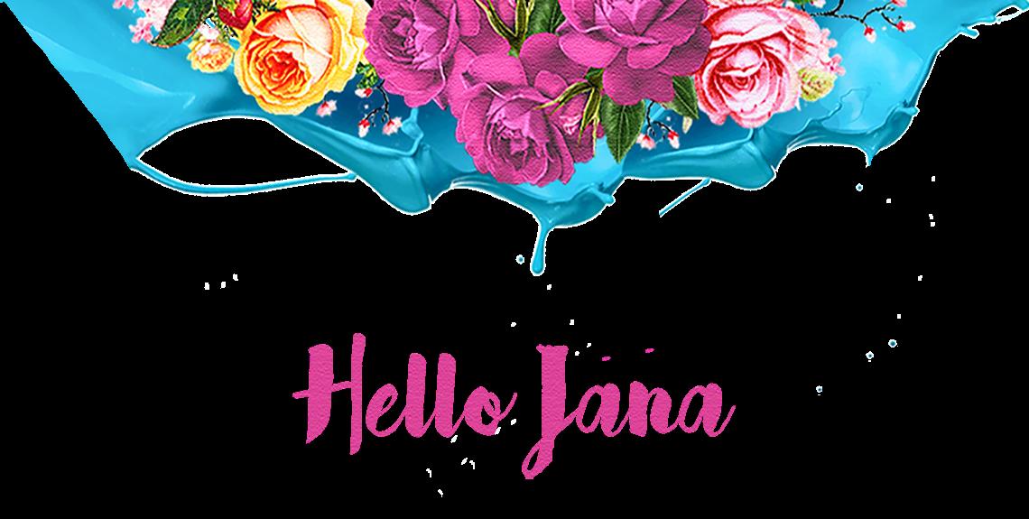 Hello Jana