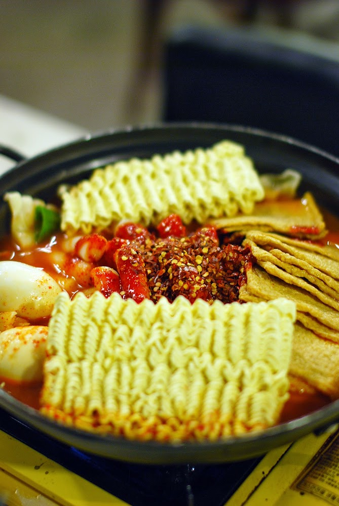 Alrose Garden's Rice Cake Hot Pot Strathfield Food Blog