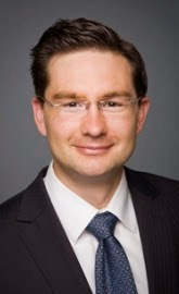 The Honourable Pierre Poilievre, Minister of State (Democratic Reform).