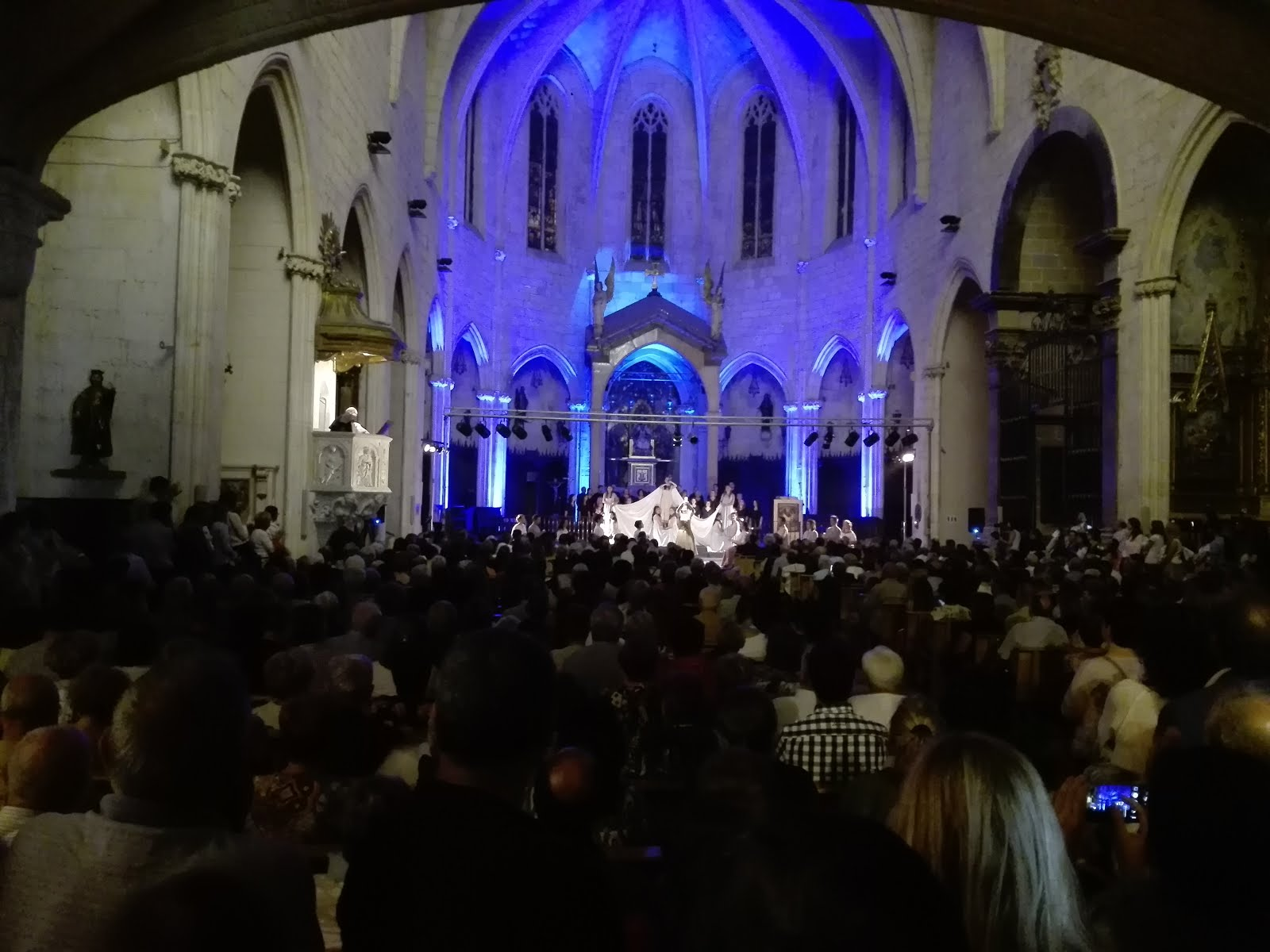 """Misericòrdia: de Reus al cel"" (15-9-2017)"